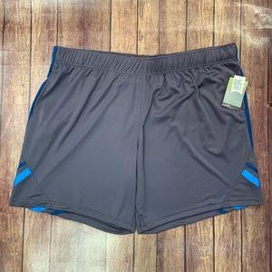NWT Tek Gear Gray Shorts